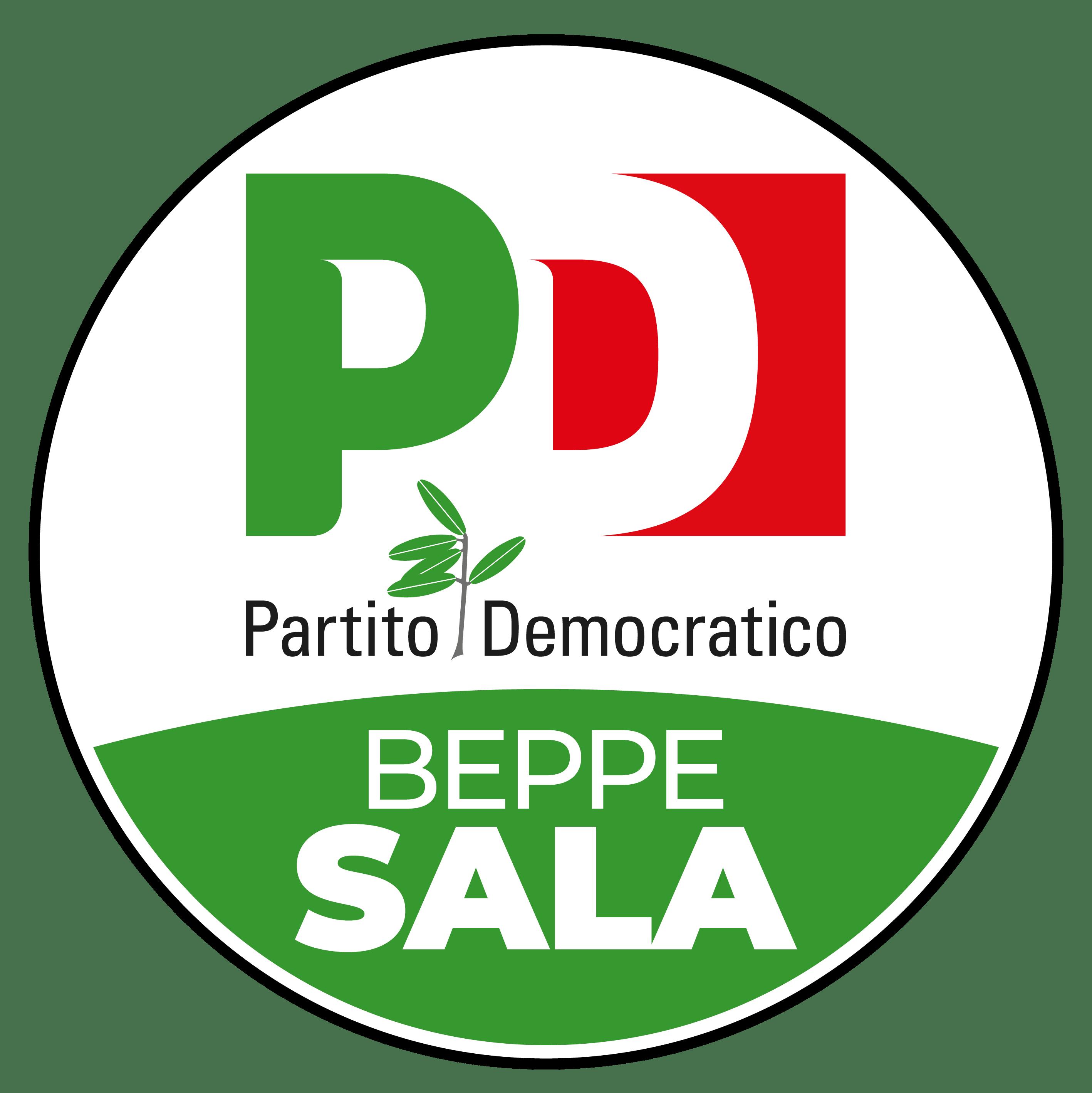 partito democratico beppe sala - la coalizione